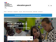 actualité du marché de l'immobilier sur education.gouv.fr