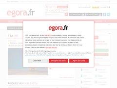 actualité du marché de l'immobilier sur egora.fr
