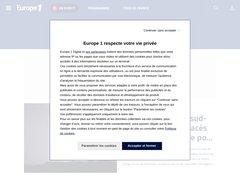 actualité du marché de l'immobilier sur europe1.fr