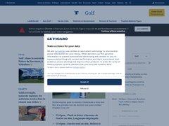 avis golf.lefigaro.fr