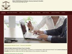 Cabinet d'avocat versailles Maître TOURE Moctar