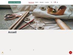Broderie Machine Style. Personnalisation broderie sur tout support textile ... Bienvenue sur le site de Broderie Machine Style.