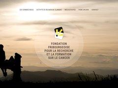 Fondation fribourgeoise pour la recherche clinique et la formation sur le cancer
