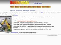 RobServices EI, LA robotique industrielle