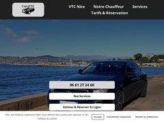 AMB VTC chauffeur privé - Service vtc à Nice, Cannes Monaco