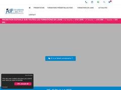 Académie des Pros Formation Immobilier