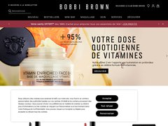 Code promo Bobbi Brown Cosmetics