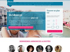 Rencontre libertine et tchat - Yes Messenger