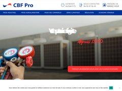 CBF-PRO Froid - Climatisation - Équipement métiers de bouche