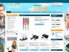 Détails : Boutique Cigarettes electroniques Cigarettec.com