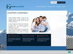 Courtier en crédit immobilier 100 % Gratuit à Grenoble.