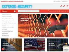 Defensas extensibles , defensas electricas , puños americanos , bastones extensibles , grilletes