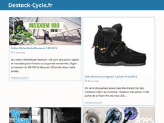 code promo Destock Cycle
