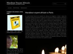 Détails : Informez-vous sur la voyance du marabout Koly
