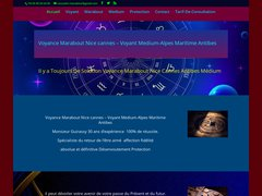 Voyance Marabout  Nice, (06) Voyant  Medium, Région  Alpes Maritime Antibes,Cannes (06),