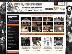 Code promo Movie Object Reproduction
