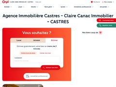 Retrouvez toutes nos annonces de ventes et de locations sur notre site ainsi que tous nos conseils immobiliers. Agence ORPI - 1er réseau immobilier en France