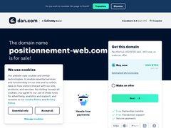 Positionnement-Web.com : referencement professionnel et positionnement de site web