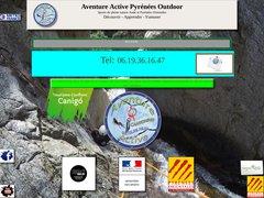 Le canyoning dans les Pyrénées Orientales - Pyrénées Outdoor Sports