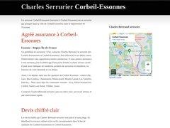Serrurier Corbeil Essonnes