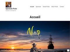 Spectacle Pirate (Magie) Capitaine Jack Sparrow Sur scène ou chez vous  Tout l'univers de Pirates des Caraïbes