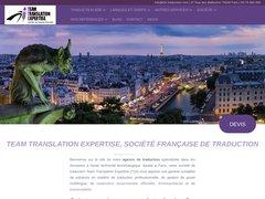 Détails : Agence de traduction Anglais Français