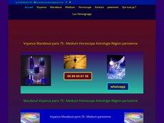 Voyance Horoscope, Marabout Medium, Voyant Astrologie, Région  Paris  Il- de- France  (75)