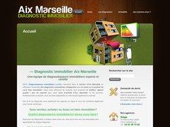 Diagnostics Immobiliers sur le Pays d'Aix, Aix-en-provence, aix les milles, aix la duranne et Marseille mais aussi sur toute la région PACA. Experts certifiés et agréés en diagnostiques