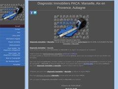 Diagnostiqueur immobilier sur Marseille et sur toute la région PACA. Nous réalisons tous les Diagnostics obligatoires: Gaz, Termites, Electricité, Amiante, Plomb, ERNMT, DPE, Loi Carre