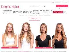 Extensions cheveux