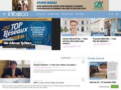 actualité du marché de l'immobilier sur info-eco.fr
