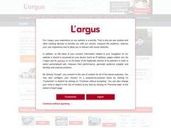 actualité du marché de l'immobilier sur largus.fr