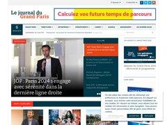 Actus lejournaldugrandparis.fr