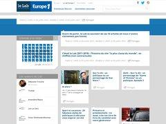 actualité du marché de l'immobilier sur lelab.europe1.fr
