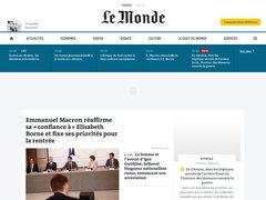 actualité du marché de l'immobilier sur lemonde.fr