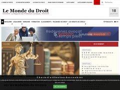 avis lemondedudroit.fr