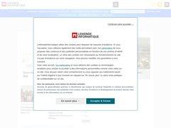 actualité du marché de l'immobilier sur lemondeinformatique.fr