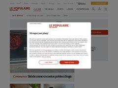 actualité du marché de l'immobilier sur lepopulaire.fr