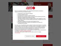avis lignesdedefense.blogs.ouest-france.fr