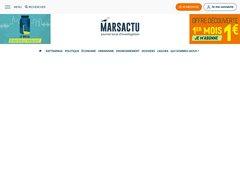 Actus marsactu.fr