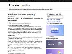 actualité du marché de l'immobilier sur meteo.francetvinfo.fr