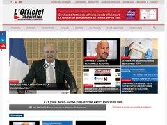 avis officieldelamediation.fr