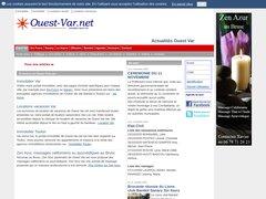 actualité du marché de l'immobilier sur ouest-var.net