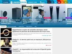 actualité du marché de l'immobilier sur papergeek.fr