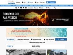 Actus railpassion.fr