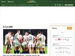 Actus rugbyrama.fr