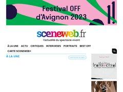 Actus sceneweb.fr