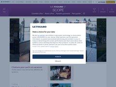 actualité du marché de l'immobilier sur scope.lefigaro.fr