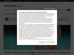 actualité du marché de l'immobilier sur sport.francetvinfo.fr
