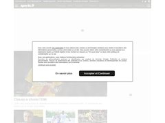 Actus sports.fr